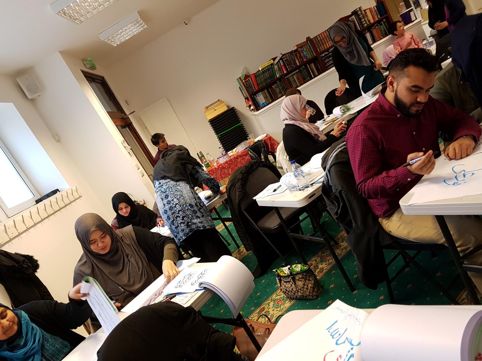 Al-Noor School Workshop